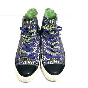 933df0959e49 Converse Shoes - Converse X DC Comics Batman Vs Joker Haha